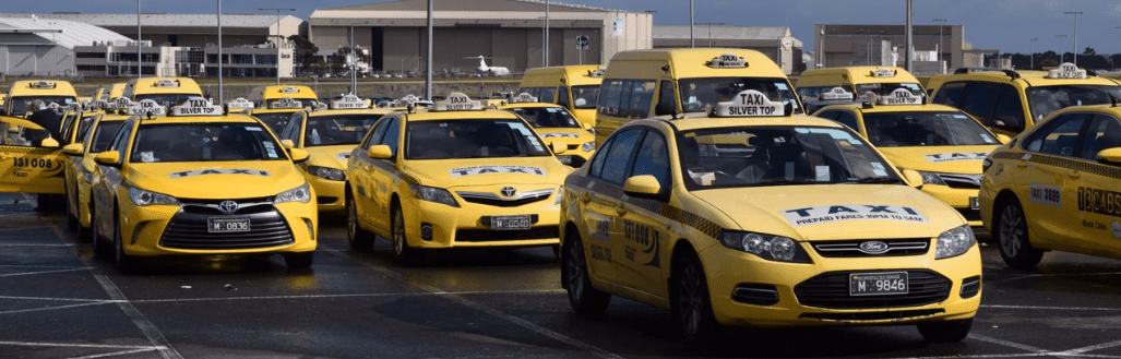 Taxi & Hire Car Industry