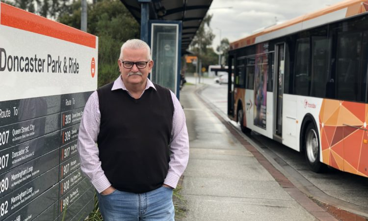 A high speed rapid transit busway proposed in the North East Link preliminary designs must be included in early works according to Transport Matters Party leader and member for Eastern Metropolitan Rod Barton.