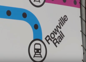 Adjournment – Rowville Rail project update overdue