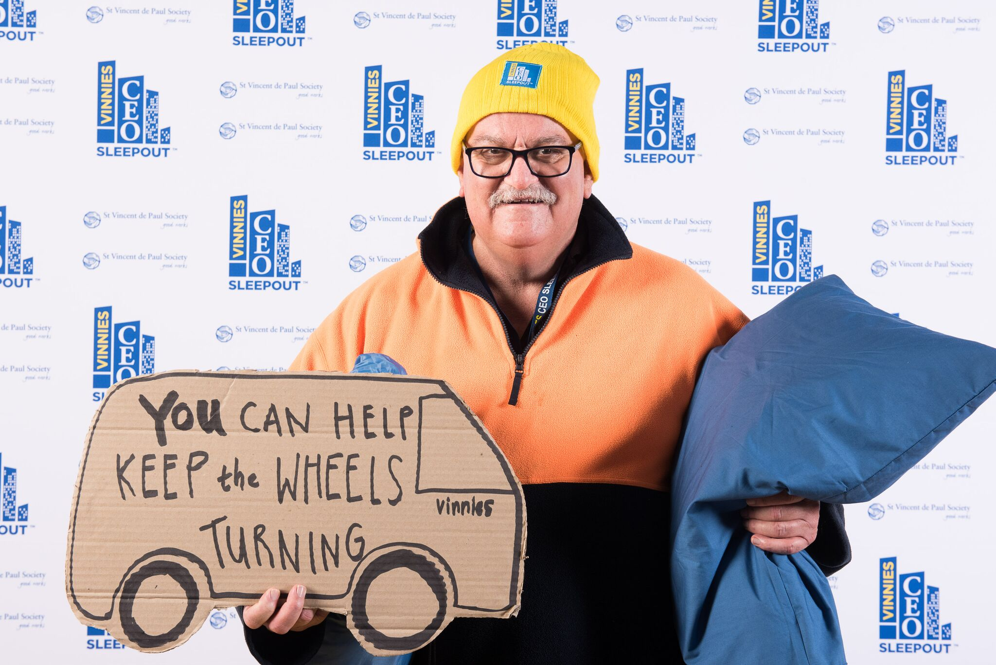 Thank you to all who make donations and spread the word on my Vinnies CEO Sleepout effort. We raised over $10,000 and a great deal of awareness. Next step? Our parliamentary inquiry into homelessness.