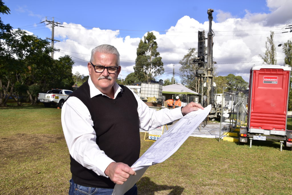Eastern Metro MP Rod Barton reviews draft plans for the North East Link