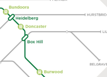 ADJOURNMENT – Extend Rail Loop stage 1 to include Doncaster