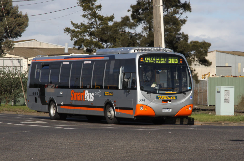 This week I asked Public Transport Minister Melissa Horne to create a SMARTbus service along the proposed Suburban Rail Loop route and get these services running now rather than waiting 50 years.