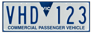 VH plates are again available for  all vehicles that are registered to provide booked services only with Commercial Passenger Vehicles Victoria.