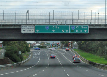 VHA/B/C emergency lane access