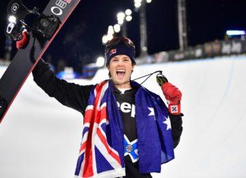MEMBERS – Scotty James, Warrandyte's snowboarding champion