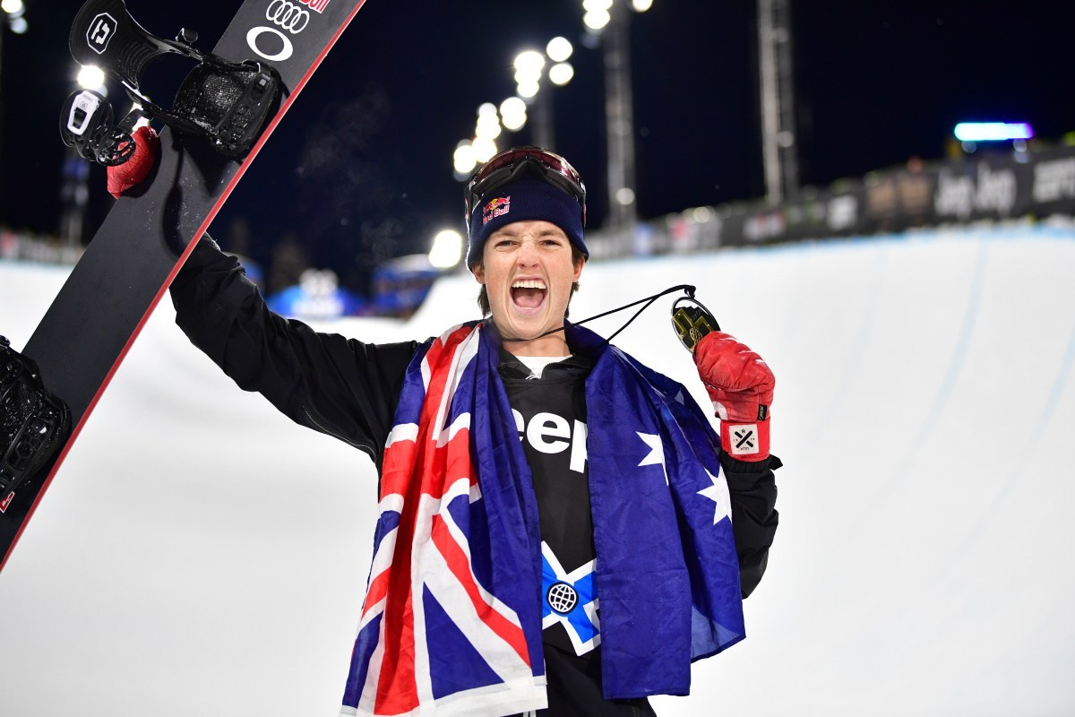 I am very pleased to extend my congratulations to Scotty James, a young Warrandyte snowboarder who has just completed an incredible feat of 10 consecutive wins at half-pipe snow boarding championships around the world.