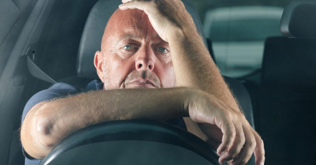 Taxi and rideshare driver fatigue