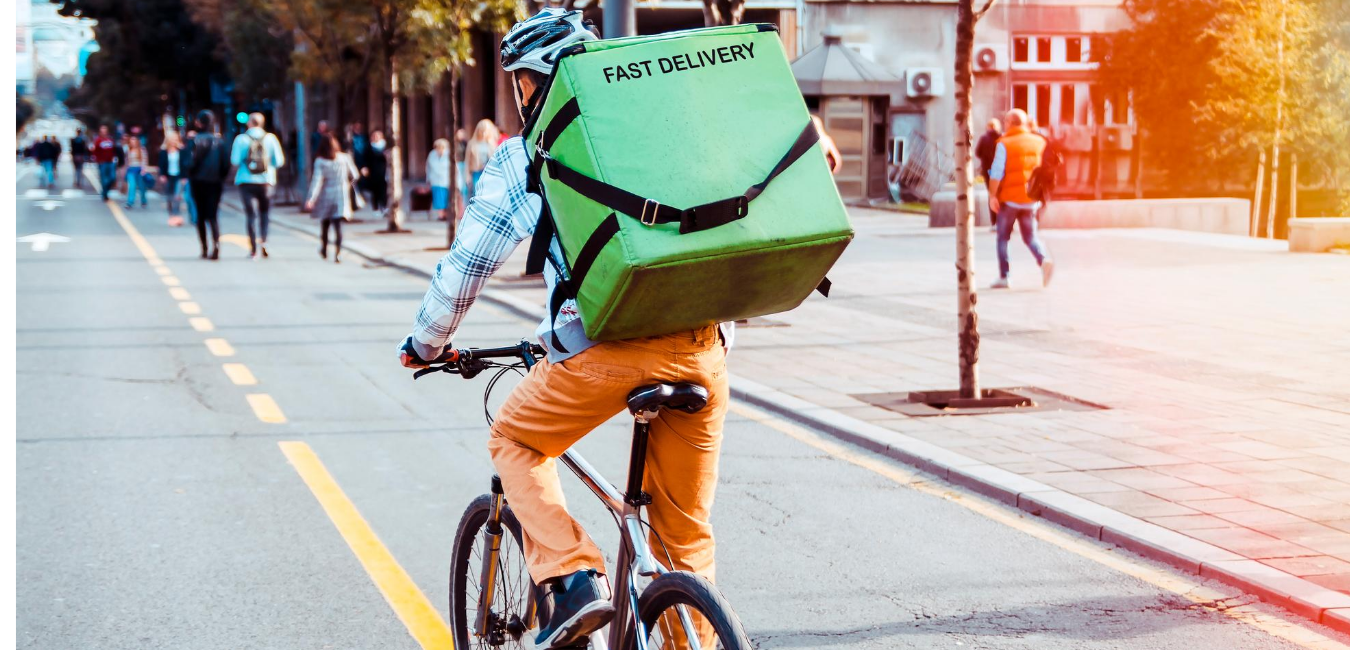 Question – Food Delivery Rider Safety