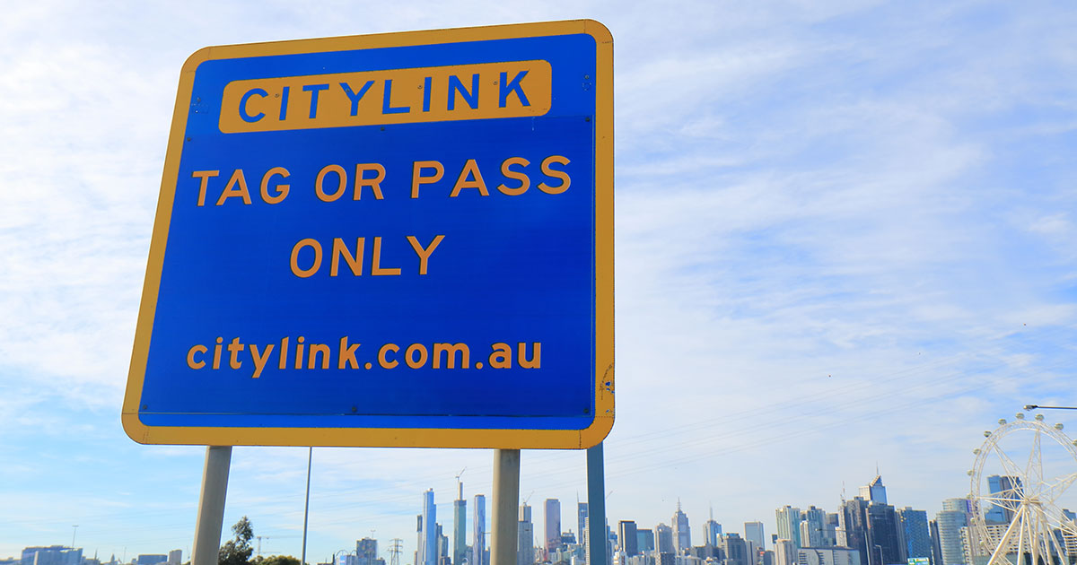 Fair tolls for Victorians