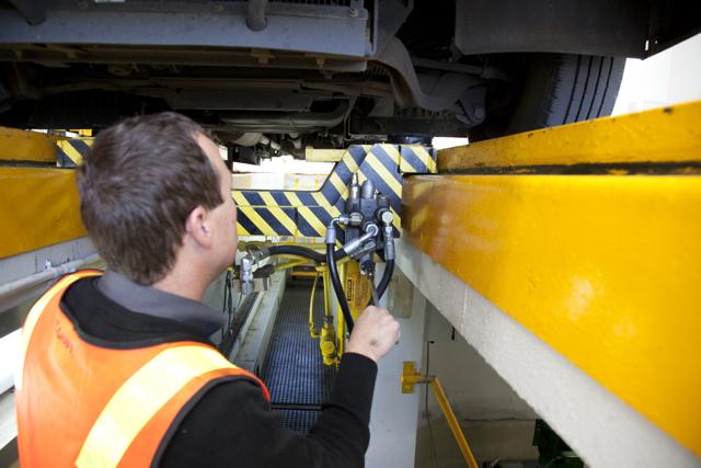 Bus Industry Roadworthy Inspections