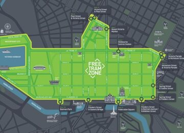 Extending the Free Tram Zone