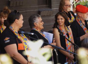 Yeng Gali Mullum – A Reconciliation Choir