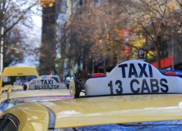 Taxi Drivers – Fair Pay?