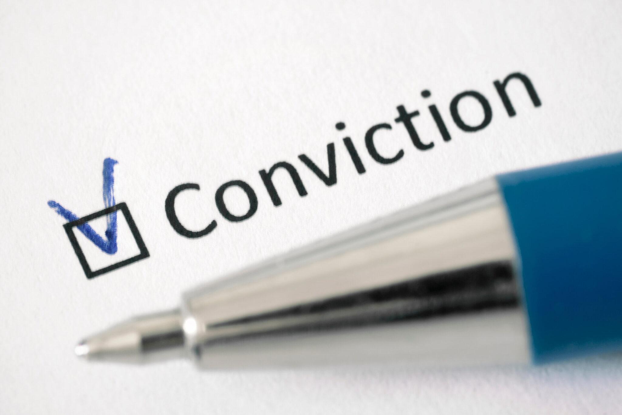 Spent Convictions Bill 2020