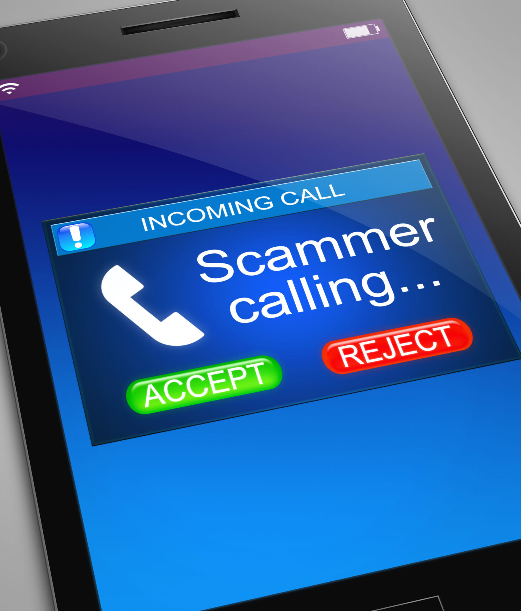 Constituent Question – Scammers