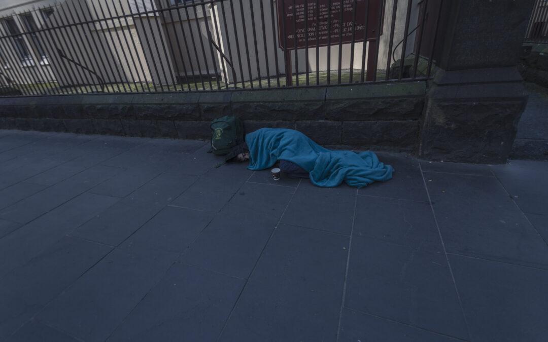 Homelessness Funding Shortfall