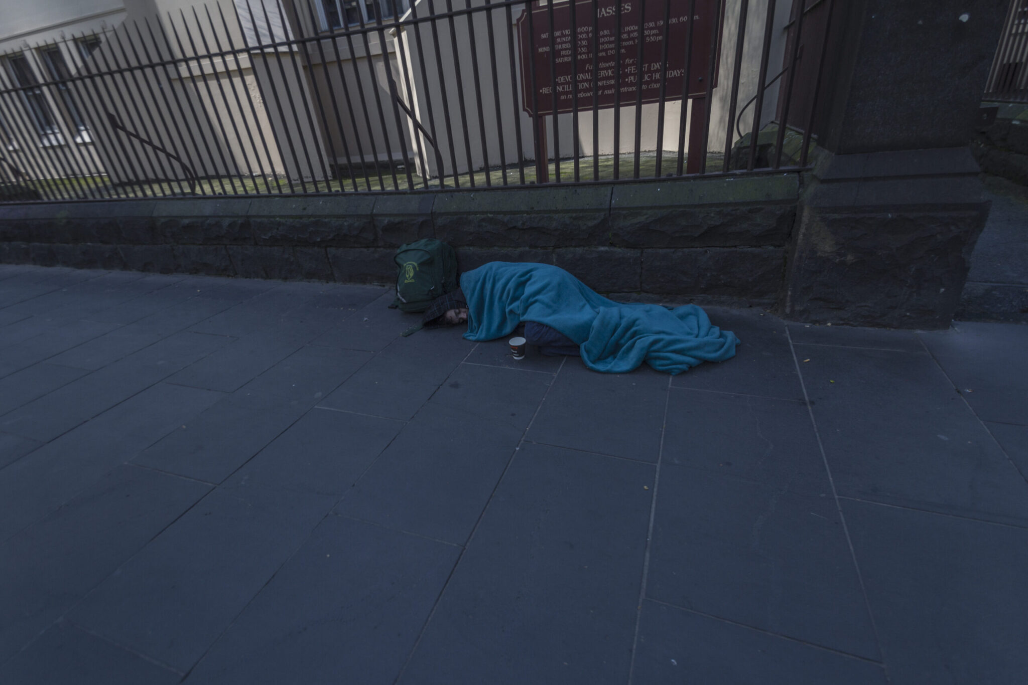 Homelessness Funding Shortfall