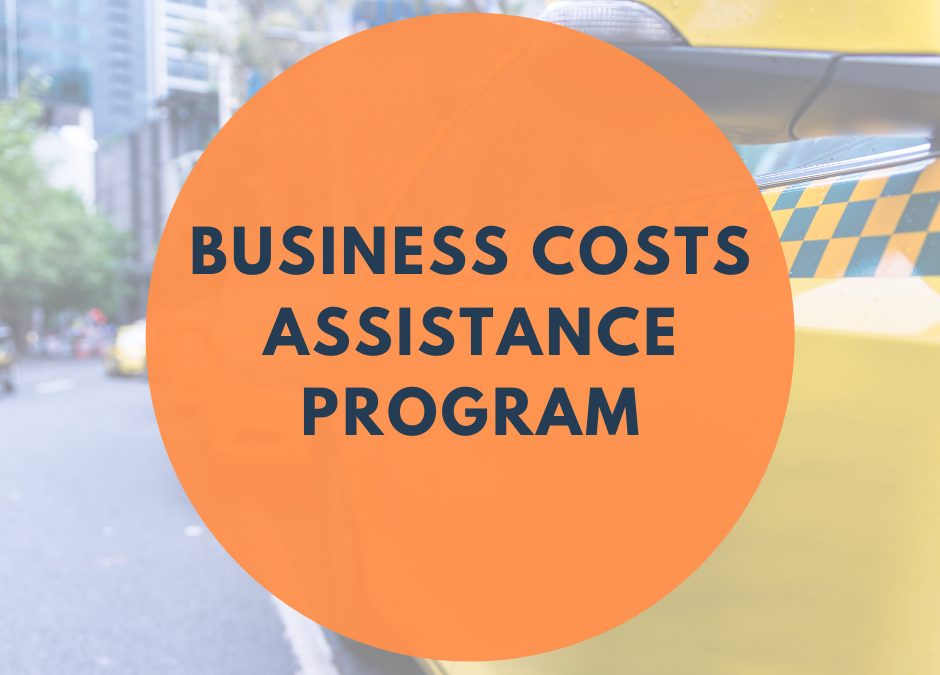 Frequently Asked Questions – Business Support Package