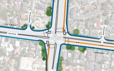 Williamsons Road expansion