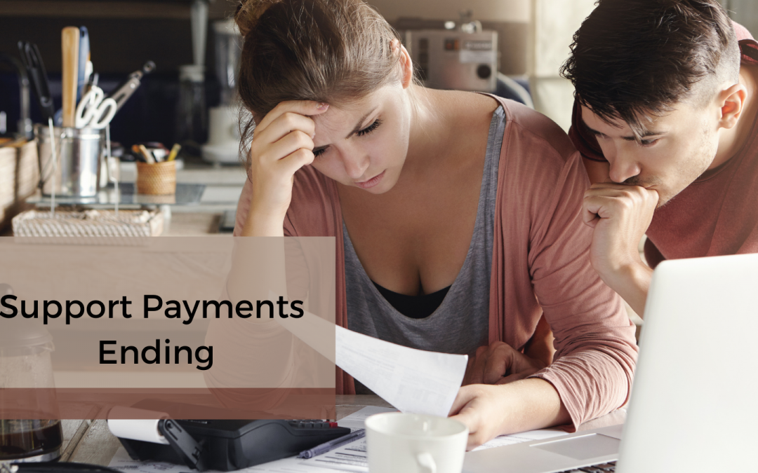 Support Payments Ending